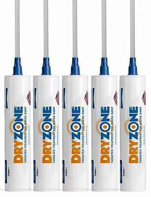 £53.99 • Buy Dryzone Damp Proof Course Cream - 310ml X 5 - Cheapest Online***