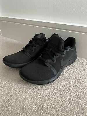 £25 • Buy Nike Womens All Black Trainers UK Size 4.5