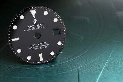 $ CDN1888.27 • Buy Rolex GMT Master  Swiss Made  Dial W/ Hands For Model 16750 - 16710 FCD12673