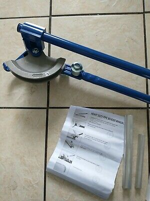 £18 • Buy 2 In 1 180° 15mm/22mm Handheld Pipe Bender Heavy Duty *COLLECTION ONLY*