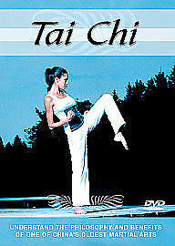 £4.99 • Buy Tai Chi - China's Oldest Martial Arts - DVD - 2005 - Region Free - NEW & Sealed