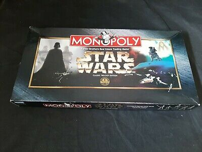 £20 • Buy Monopoly Star Wars, Classic Trilogy Edition