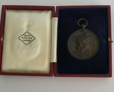 £31.32 • Buy 1933 John Pinches Royal Academy Of Music Medal | Pennies2Pounds