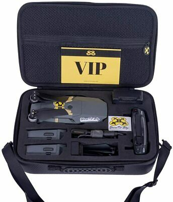 AU100.72 • Buy For DJI Mavic Pro/Platinum Fly More Combo Drone Case Fits Batteries Accessories