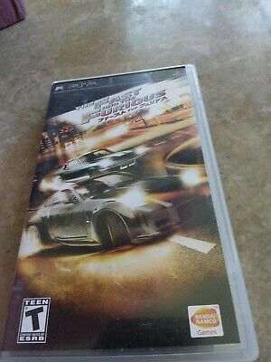 £12.25 • Buy The Fast And The Furious (PSP, 2006) Complete, Cib