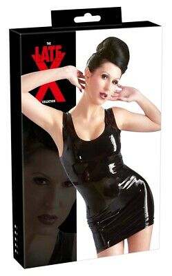 $59.50 • Buy Dress Latex Germany .4mm Thick Mid Length Black X-small- 2x-large