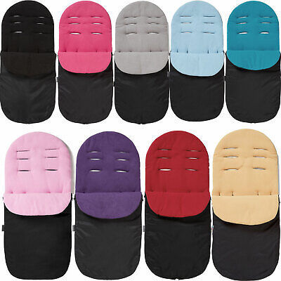 £10.99 • Buy Pushchair Footmuff / Cosy Toes Compatible With Quinny  Fits All Prams Buggys