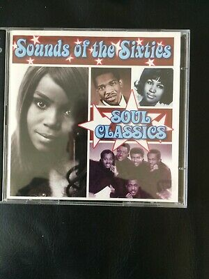 £8 • Buy Time Life Sounds Of Sixties Soul Classics See Description