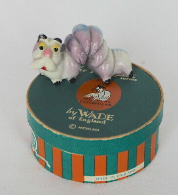 £144.99 • Buy Rare Wade Disney Hatbox No.26 Merlin As Caterpillar From Sword In The Stone