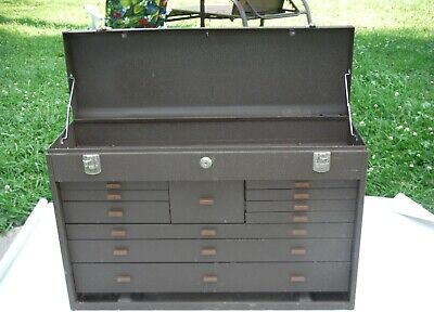 $180 • Buy Kennedy Manufacturing 52611 11-Drawer Machinist's Chest  LOCAL PICKUP ONLY