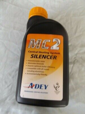 £7.99 • Buy ADEY MC2 500ml Central Heating System SILENCER Noise Reduction Self Pour Liquid