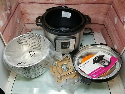 $79.95 • Buy Instant Pot DUO 8 Qt 7-in-1 Multi-Use Programmable Electric Pressure Cooker