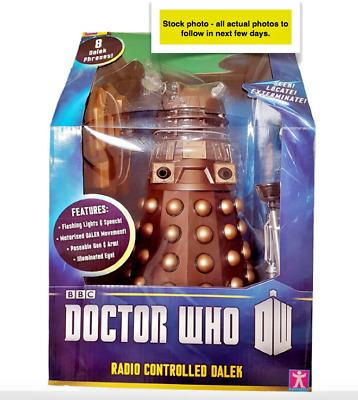 £94.95 • Buy Doctor Who New Series Radio Controlled DALEK - 12 Inch - NEW In Sealed Box  Rare