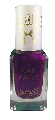 £5.99 • Buy Barry M Silk Nail Paint Orchid