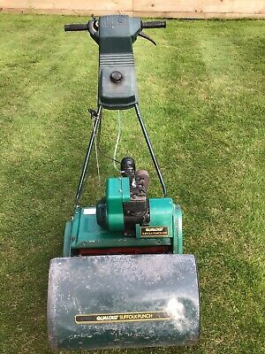 £195 • Buy Qualcast Suffolk Punch 43S Cylinder Mower Serviced