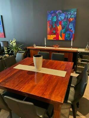 AU2200 • Buy Dining Table By Nicholas Dattner, Solid Red-gum, Handmade, Certified