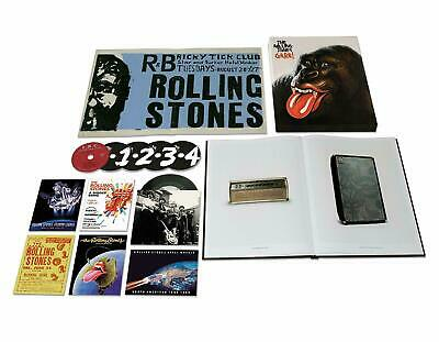 £145.40 • Buy The Rolling Stones Grrr! Limited Super Deluxe Edition  5 CD + 7  Vinyl Mint