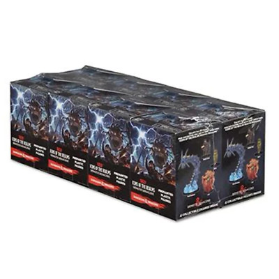 AU202.95 • Buy Dungeons & Dragons Monster Menagerie Pre-Painted Plastic Figures Booster Box NEW