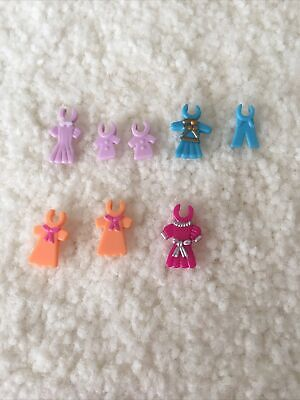 £15 • Buy Set Of Clothes For The Polly Pocket Magical Movin' Pollyville Playset Spares