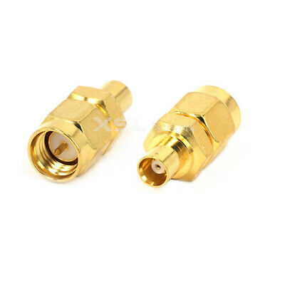 £2.99 • Buy SMA Male To MCX Female Converter Adapter Connector LTE WiFi 3g 4g Antenna RFjack