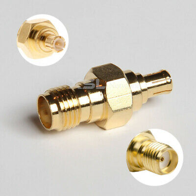 £2.99 • Buy MCX Male To SMA Female Converter Adapter Connector LTE WiFi 3g 4g Antenna RFjack