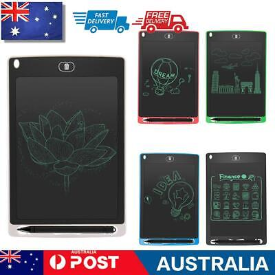 AU10.59 • Buy 8.5 Inch Digital LCD Writing Tablet Ultra-Thin Drawing Pads Board With Pen