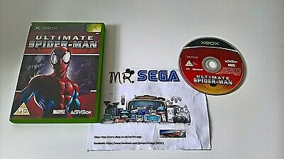 £19.99 • Buy ULTIMATE SPIDER MAN For XBOX 'RARE & HARD TO FIND'