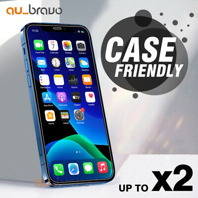 AU3.99 • Buy Tempered Glass Screen Protector Apple IPhone 13 12 Mini 11 Pro XS Max XR 8 Plus