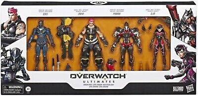 AU71 • Buy BLIZZARD Games Overwatch Ultimates Carbon 6  Deluxe Actions Figure New