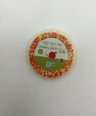 £3.50 • Buy M&S Little Shop Taste Buds Cheesy Pizza Collectable Marks Spencer Brand New