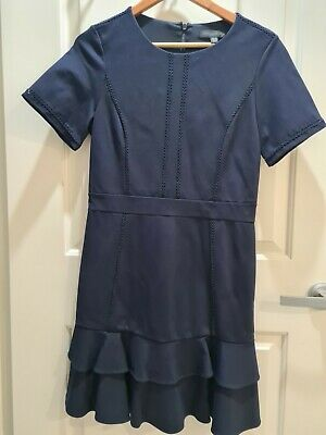 AU20 • Buy Forever New Navy Office Dress Size 12