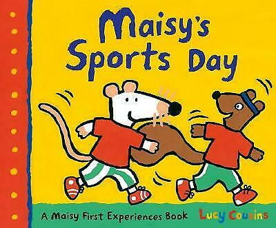 $4.89 • Buy Maisy's Sports Day By Lucy Cousins (Paperback, 2017)
