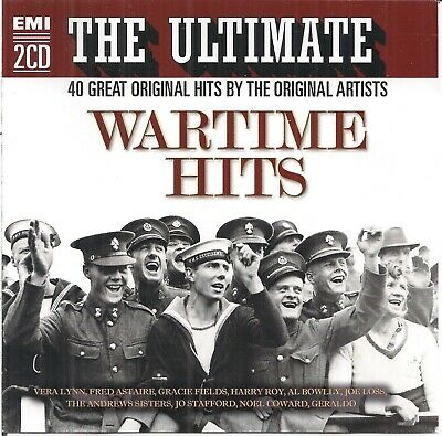 £1 • Buy Various - The Ultimate Wartime Hits (2010) 2CD