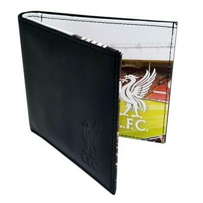 £21.05 • Buy Liverpool F.C. Stadium Wallet ( Real Leather ) Embossed Crest