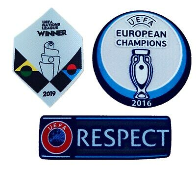 £2.39 • Buy Euro Cup Portugal Football Soccer Patch 2020 2021  Jersey Shirt