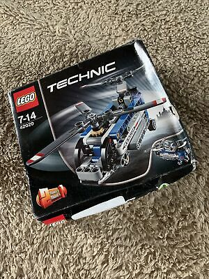 £17.99 • Buy Lego Technic 42020 Twin-Rotor Helicopter 2 In 1 Set - New - Retired
