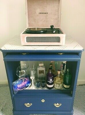 £145 • Buy Upcycled Bar/ Drinks Cabinet