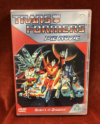 £3.99 • Buy Transformers The Movie - Robots In Disguise - 1986 Animated Adventure Film (DVD)