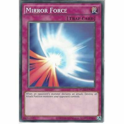 £1 • Buy YGLD-EN Mirror Force | Unlimited Common | YuGiOh Trading Card Game TCG Trap