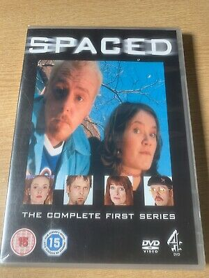 £4.99 • Buy Spaced:The Complete First Season/Series One DVD 1999-2000 Simon Pegg