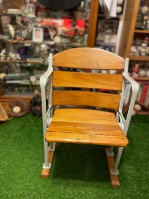 $850 • Buy Single Chair Seat From Connie Mack Stadium Shibe Park In Philadelphia VINTAGE