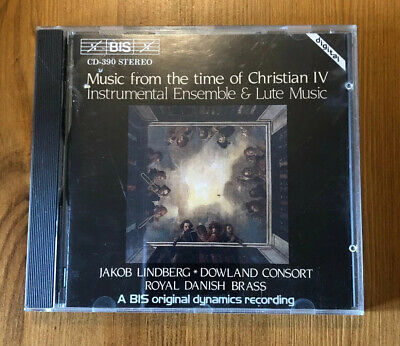 £5 • Buy Music From The Time Of Christian IV Instrumental Ensemble & Lute Music CD