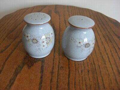 £15 • Buy  DENBY REFLECTIONS SALT AND PEPPER,mint Condition