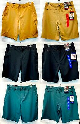$18.99 • Buy Gerry Mens Trail Shorts - 4-Way Stretch Hiking UPF30+ Quick-dry - NWT Pick Size