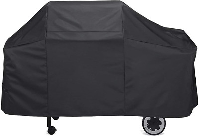 $ CDN60.98 • Buy 61  BBQ Grill Cover For Weber 7552 Genesis Silver, Gold, 2000-5500 Gas Grills