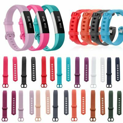 AU3.16 • Buy Sports Watch Band Silicone Bracelet Strap For Fitbit Alta / Fitbit Alta HR