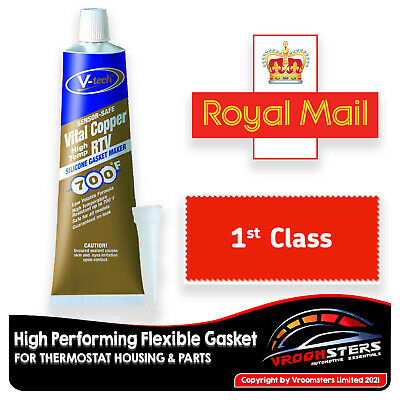£13.89 • Buy Thermostat Housing Flexible Performance Gasket Jointing Sealant For RENAULT