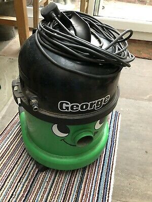 £156 • Buy Numatic George Carpet Cleaner Vacuum Washer GVE370. UNIT ONLY, NO PIPES