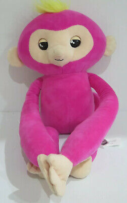 AU20 • Buy Large Pink Plush Fingerling - Battery Operated - Approx - 44 Cm