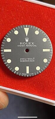 $ CDN3650.66 • Buy ROLEX SUBMARINER REFERENCE 5513 Maxi 1  METERS FIRST ORIGINAL VINTAGE DIAL